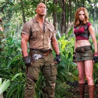 Jumanji: Welcome to the Jungle - Marketing Recap