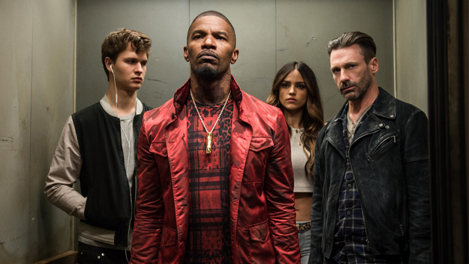 Slanted Review: Baby Driver