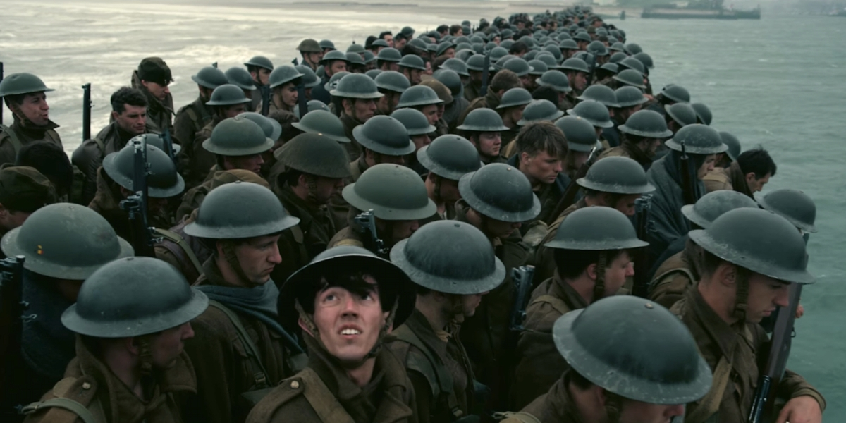 Slanted Review: Dunkirk