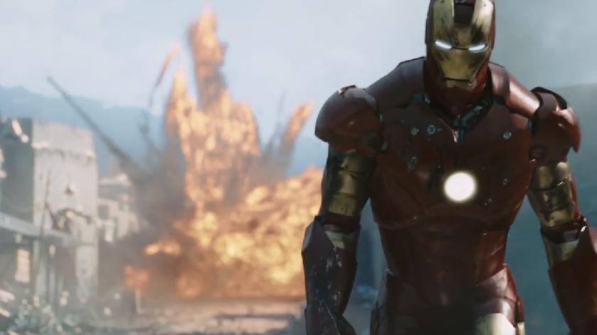 iron man pic