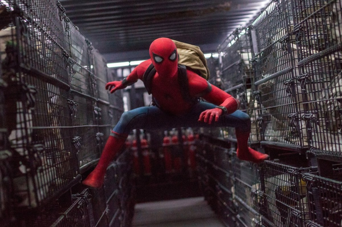 Picking Up the Spare: Marshall, Spider-Man: Homecoming and More