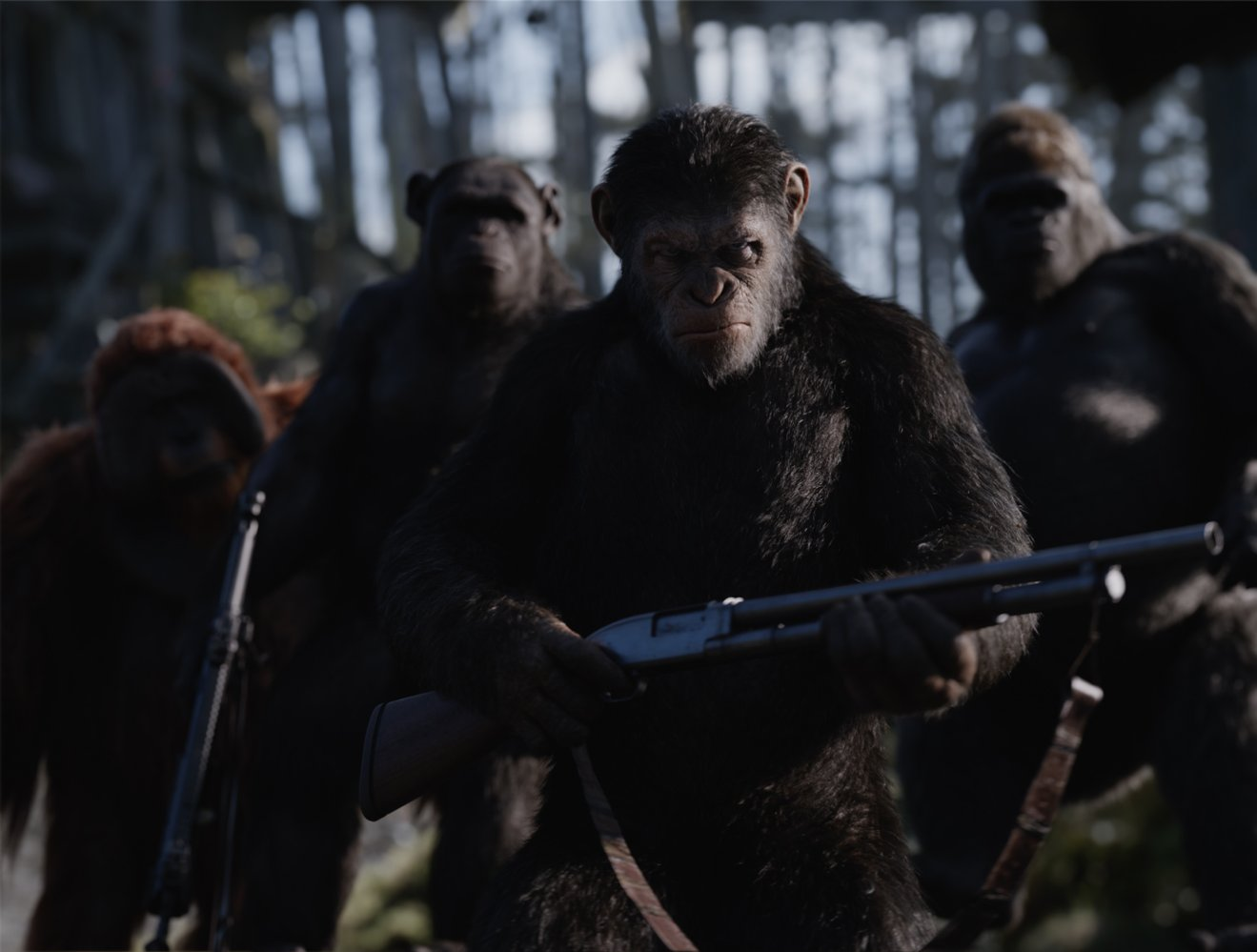 War For The Planet Of The Apes After The Campaign Review