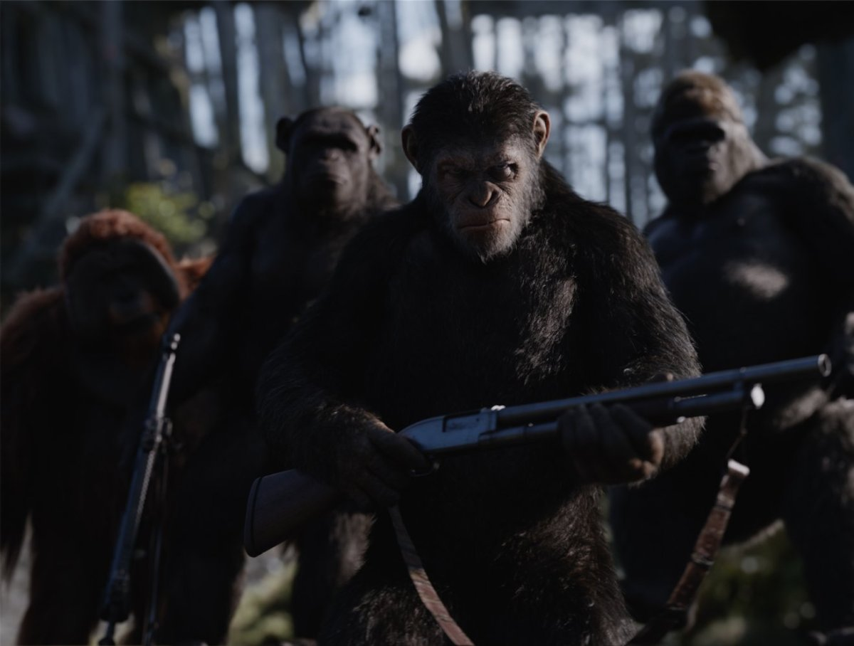 War For The Planet of the Apes – Marketing Recap