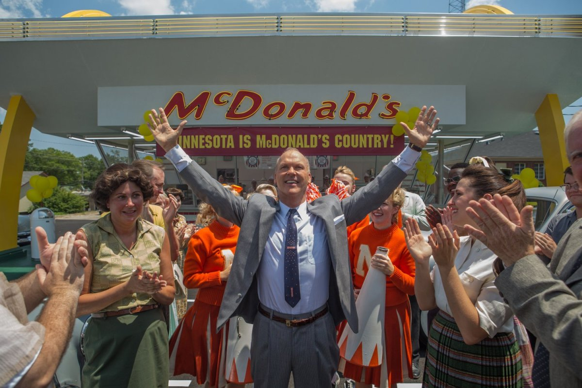 The Founder (After the Campaign Movie Review)