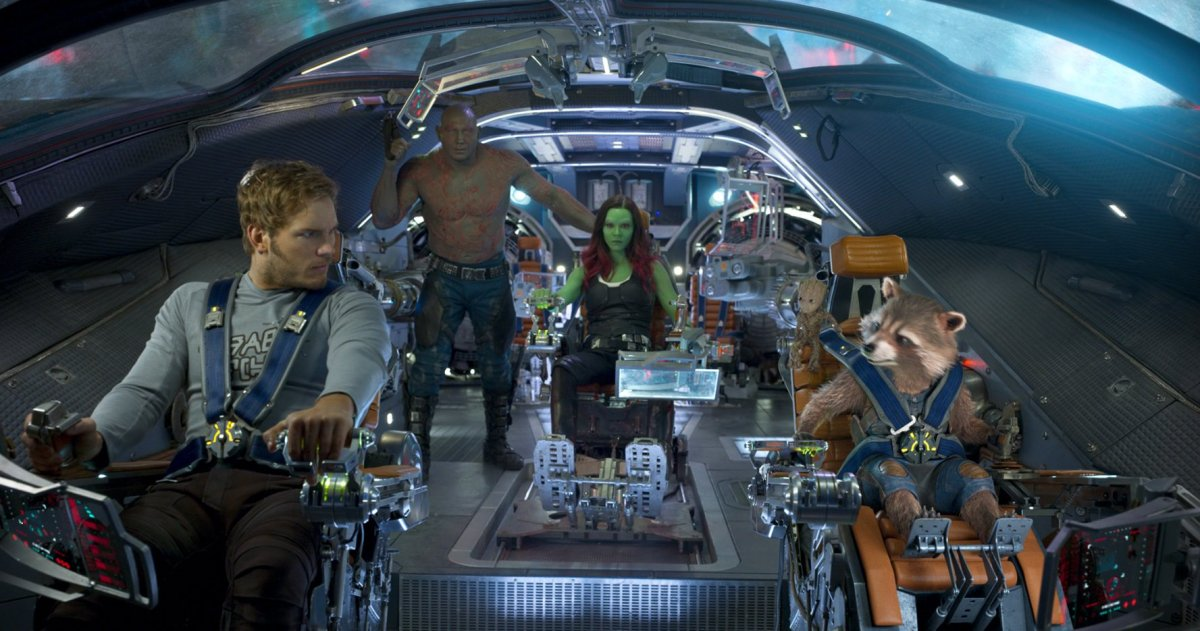 Guardians of the Galaxy Vol. 2 Goes 80s for Home VideoCampaign