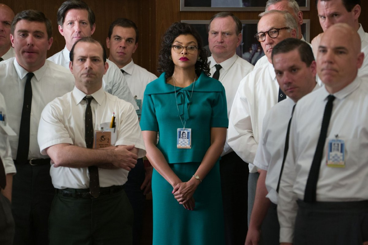 Picking Up the Spare: Hidden Figures, What Happened to Monday, Patti Cake$