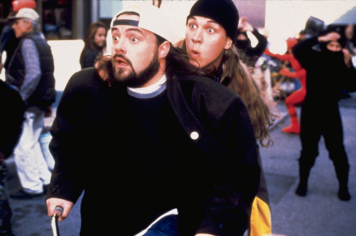 It's Back to the Askewniverse for Kevin Smith
