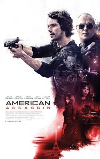 american assassin poster 2