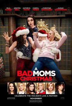 bad moms christmas poster 1