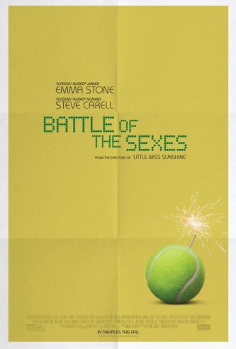 battle of the sexes poster 1