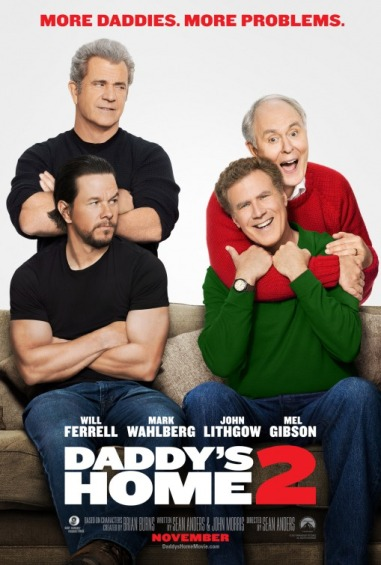 daddys home two poster 1