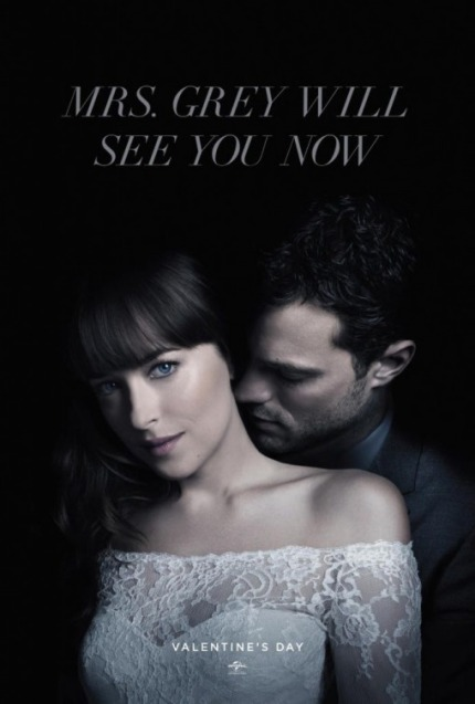 fifty shades freed poster 2