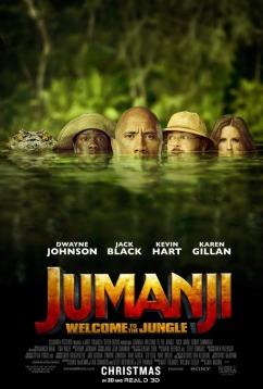 jumanji poster 2