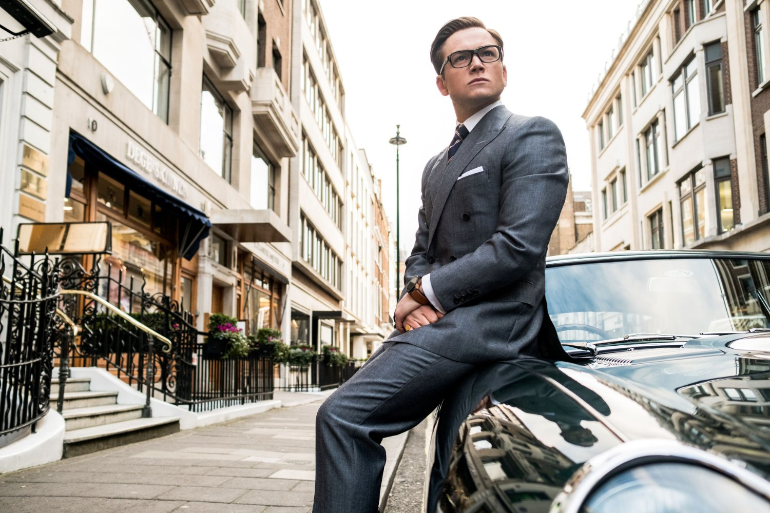 Box-Office Top Five: Kingsman Conquers