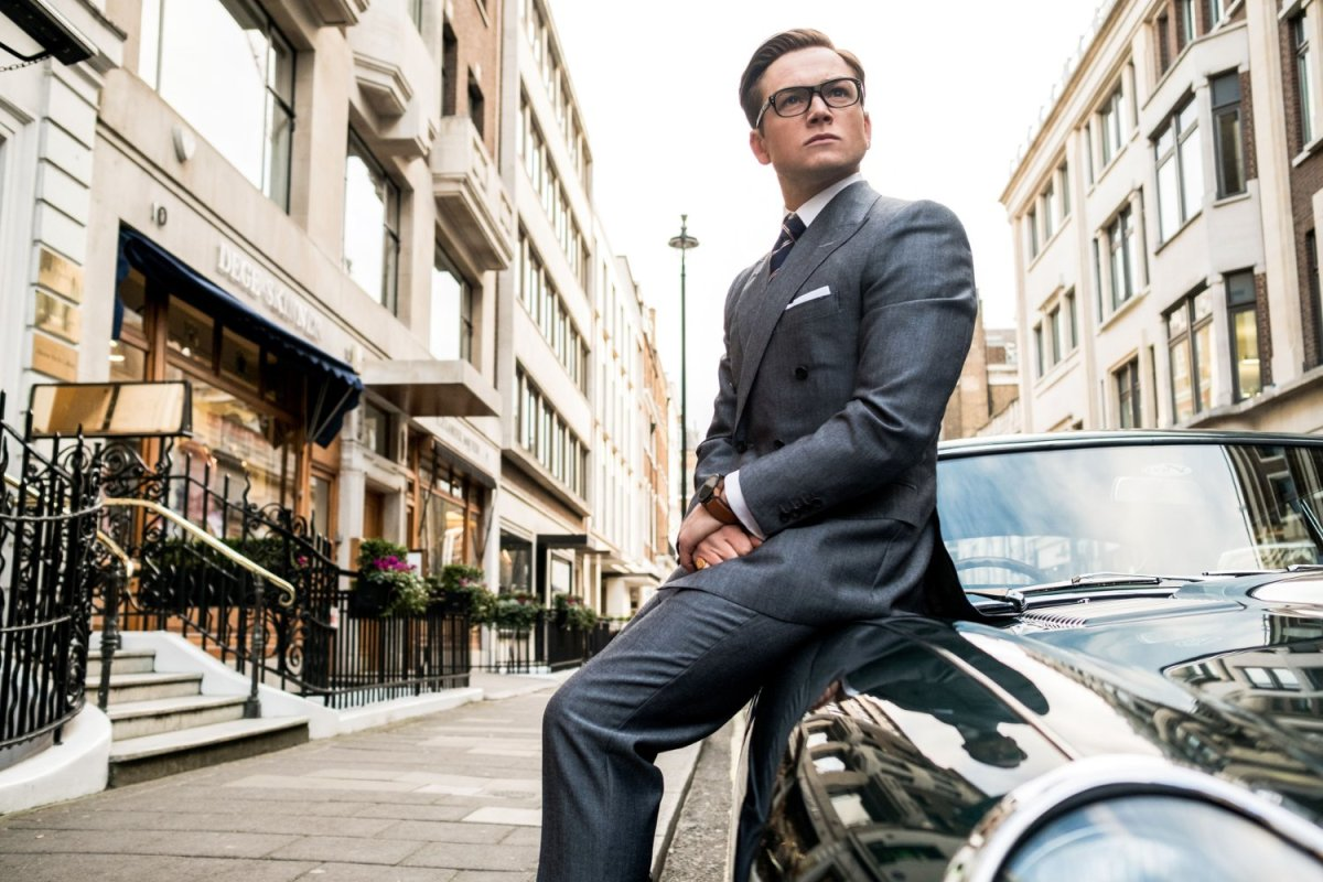Picking up the Spare: Kingsman, American Made