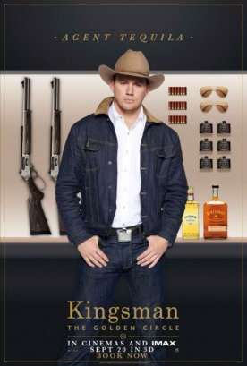 kingsman golden circle poster 24