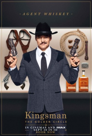kingsman golden circle poster 25