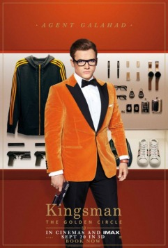 kingsman golden circle poster 28