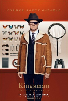 kingsman golden circle poster 29