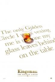 kingsman golden circle poster 3