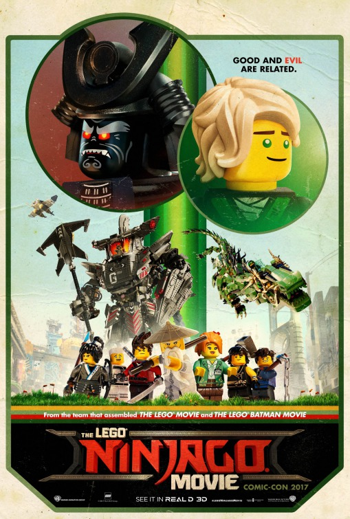 The Lego Ninjago Movie Marketing Recap Cinematic Slant