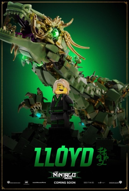 lego ninjago poster 18