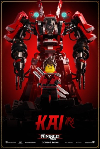 lego ninjago poster 19