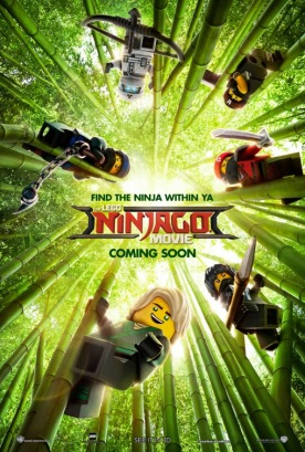 lego ninjago poster 2