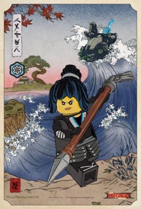 lego ninjago poster 22