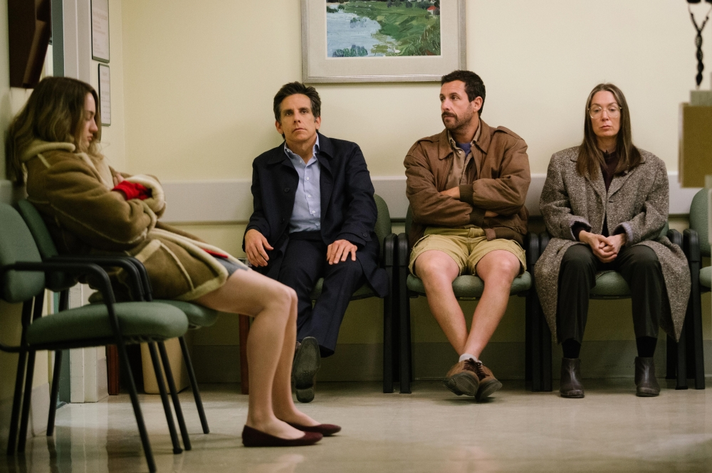 The Meyerowitz Stories (New and Selected) – Marketing Recap