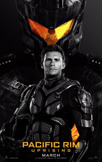 pacific rim uprising poster 8