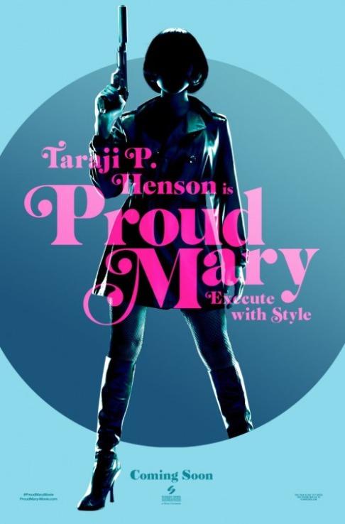proud mary poster 3