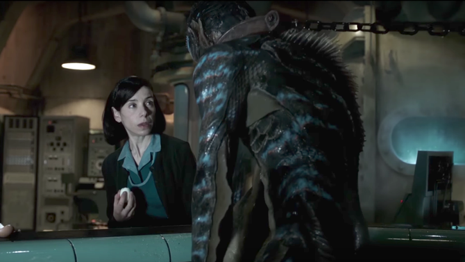 The Shape of Water – Marketing Recap