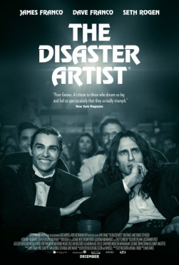 the disaster artist poster 2