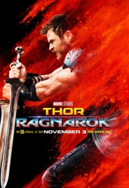 thor ragnarok poster 10