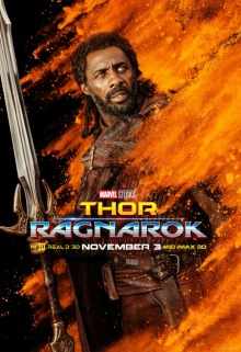 thor ragnarok poster 5