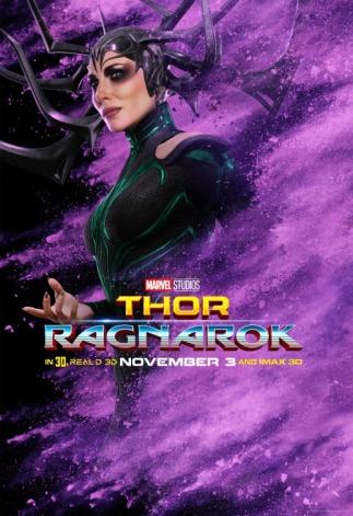 thor ragnarok poster 6