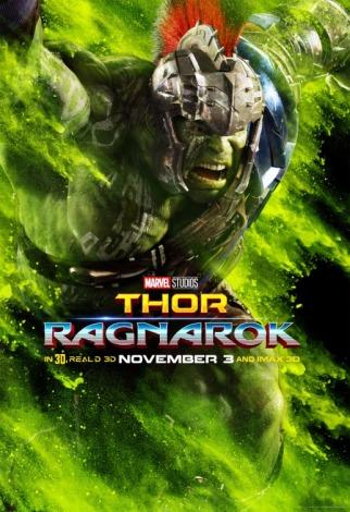 thor ragnarok poster 7