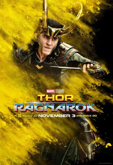 thor ragnarok poster 8