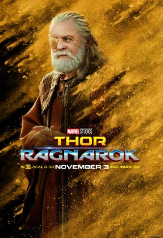 thor ragnarok poster 9