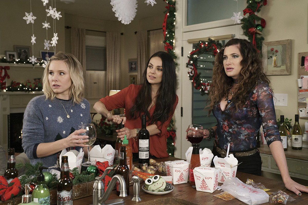 Bad Moms Christmas - Marketing Recap