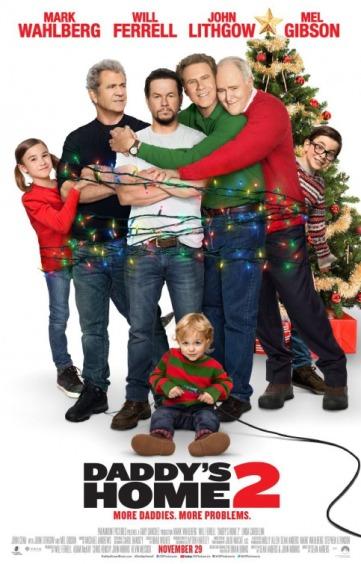 daddys home 2 poster 2