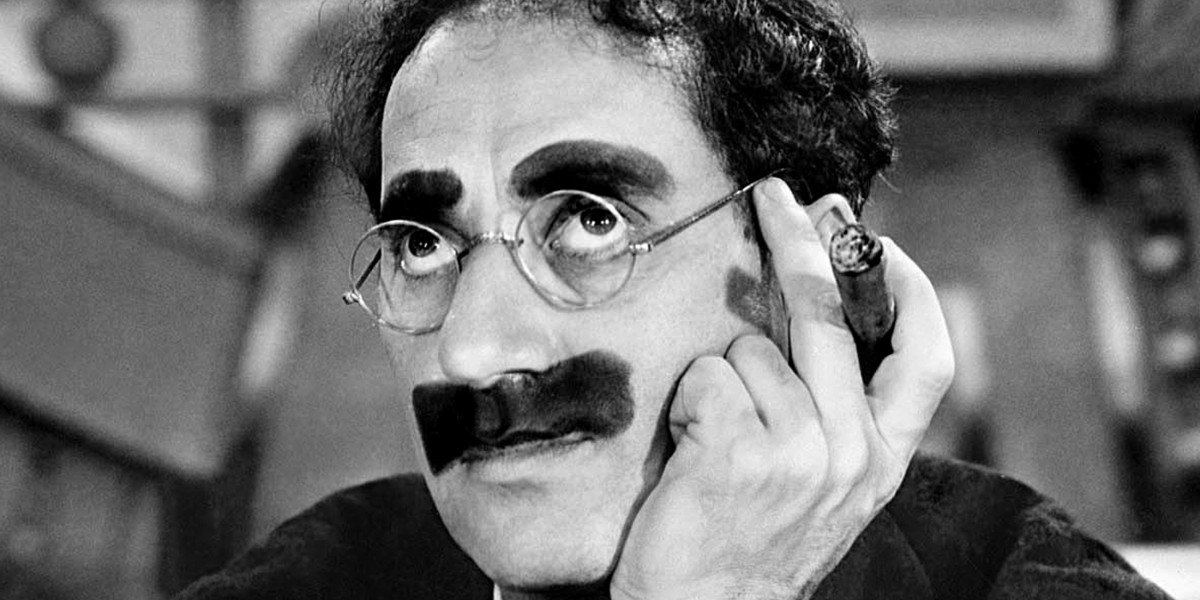 Celebrating Groucho Marx's Birthday With Five Marx Brothers Movie Trailers