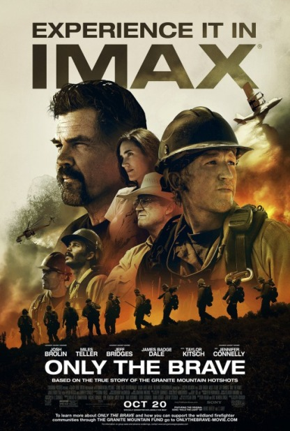only the brave poster 3