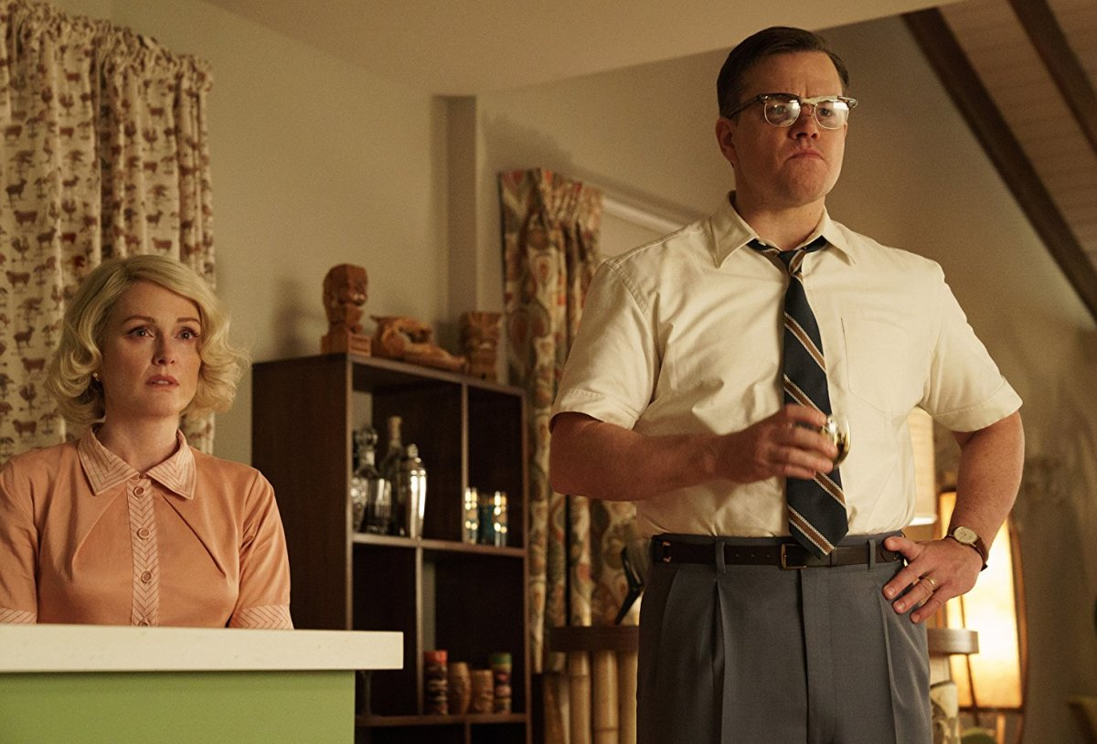 Suburbicon – Marketing Recap