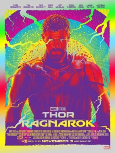 thor ragnarok poster 18