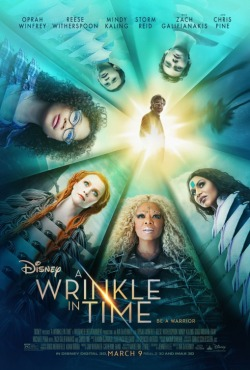a wrinkle in time poster 2