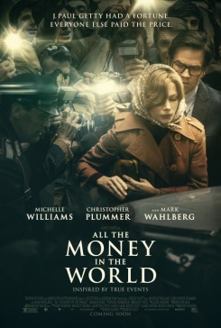 all the money in the world poster 2
