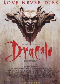 bram stoker dracula poster