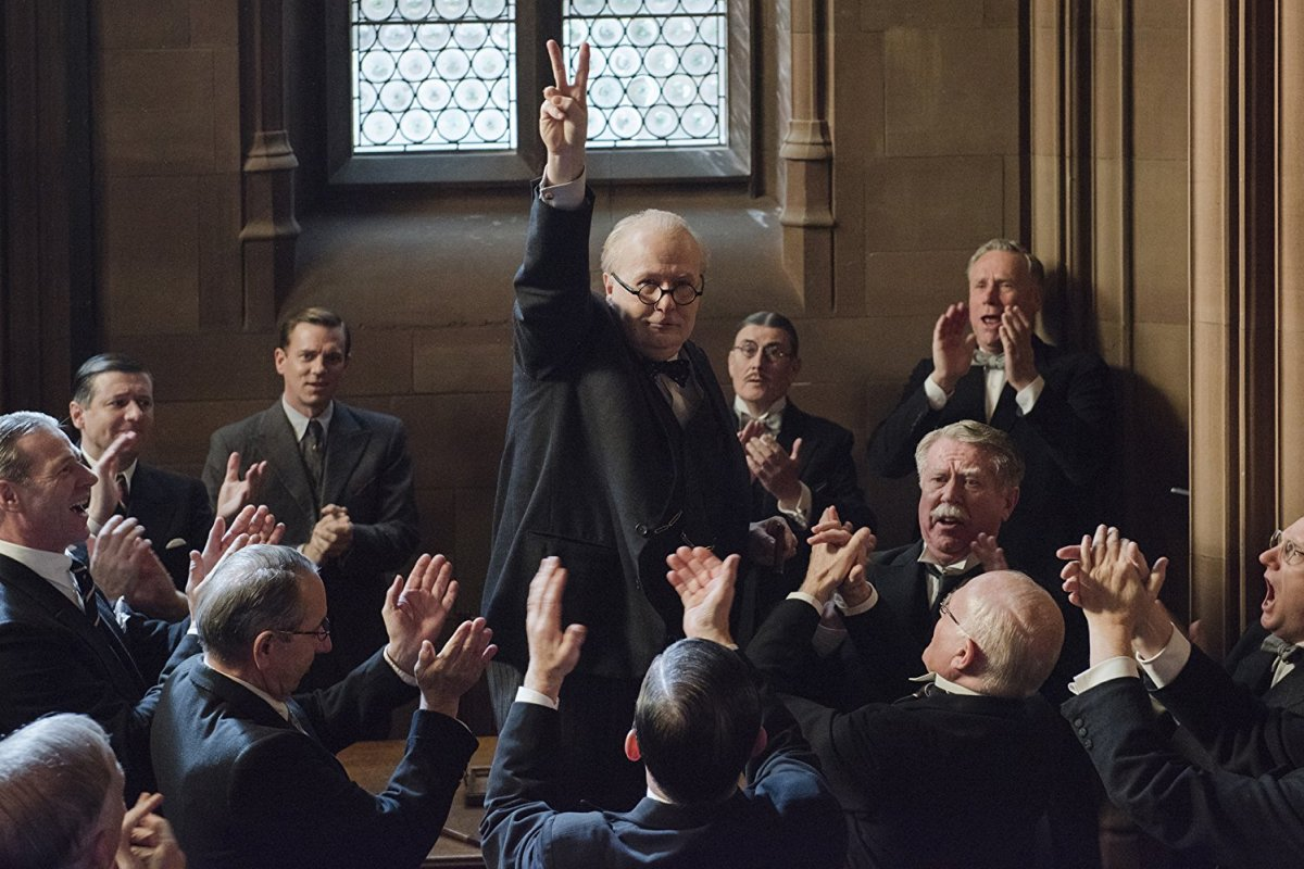 Darkest Hour - Marketing Recap